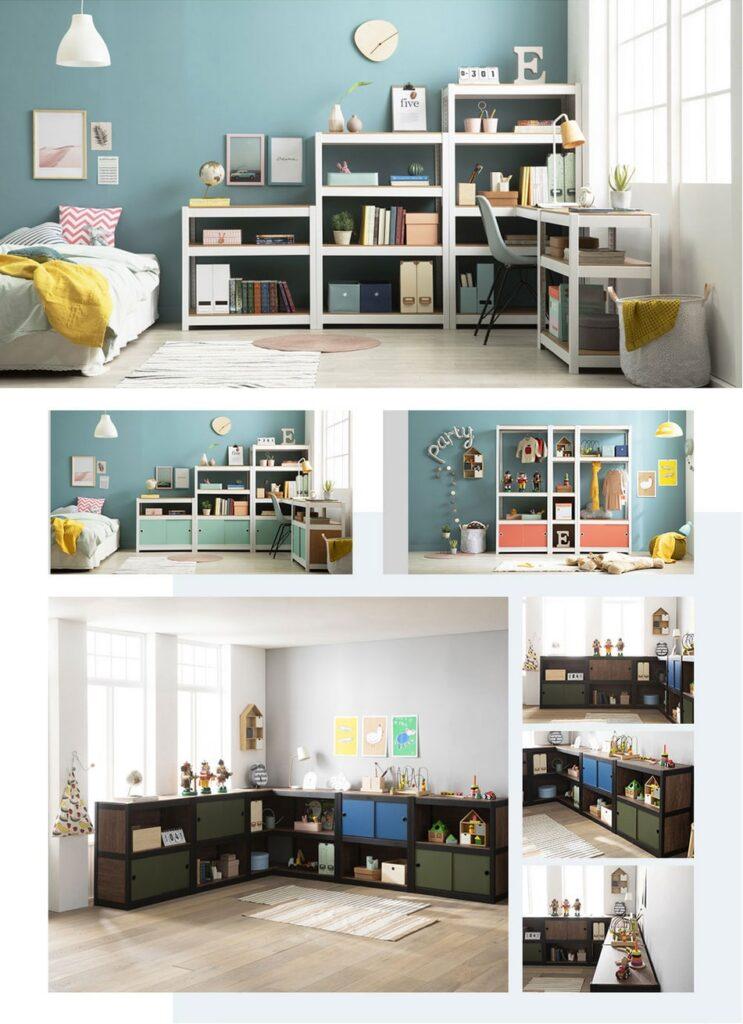 Kids-Room-Bookshelf_desk_cabinet